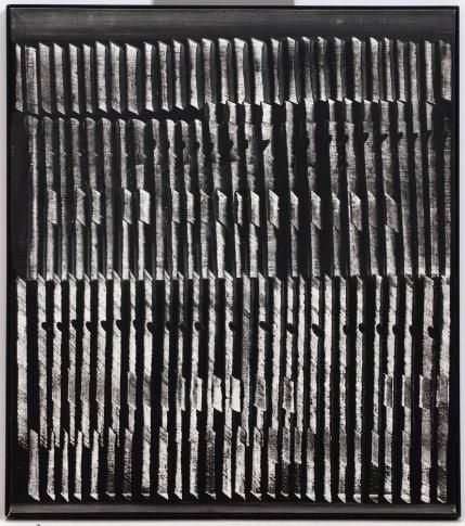 <span class=&#34;artist&#34;><strong>Heinz Mack</strong></span>, <span class=&#34;title&#34;><em>Dynamische Struktur [Dynamic Structure]</em>, 1960</span>