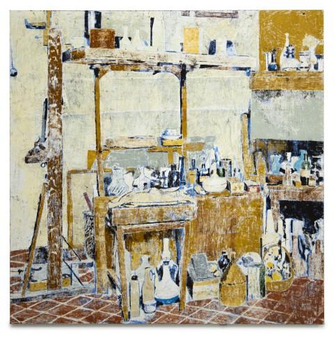 """<span class=""""title"""">Via Fondazza 36, Bologna, Home and Studio of Giorgio Morandi<span class=""""title_comma"""">, </span></span><span class=""""year"""">2019</span>"""