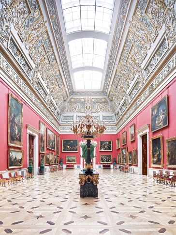 <span class=&#34;artist&#34;><strong>Candida Höfer</strong></span>, <span class=&#34;title&#34;><em>Hermitage St. Petersburg X 2014</em></span>