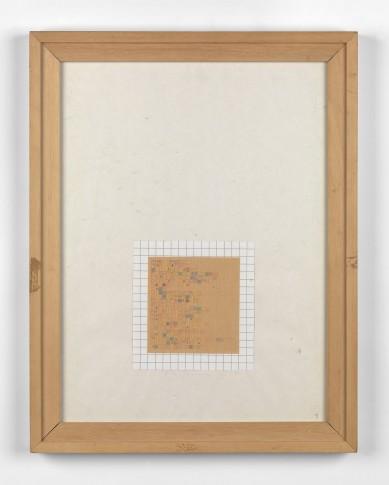 <span class=&#34;artist&#34;><strong>Alighiero Boetti</strong></span>, <span class=&#34;title&#34;><em>Senza Titolo</em>, c. 1978</span>