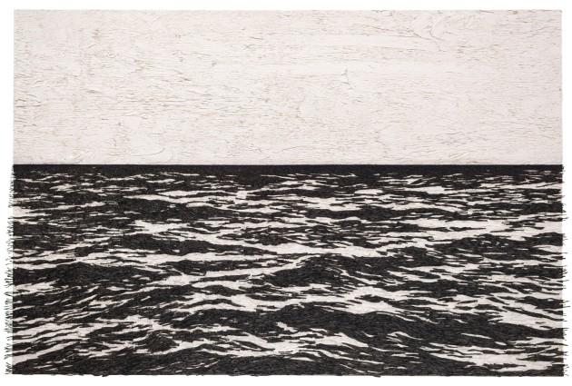 <span class=&#34;artist&#34;><strong>Yoan Capote</strong></span>, <span class=&#34;title&#34;><em>Isla (Negro y Blanco)</em>, 2015</span>