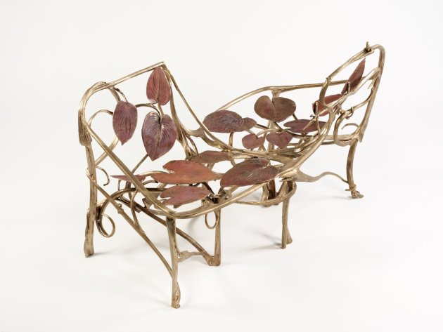 <span class=&#34;artist&#34;><strong>Claude Lalanne</strong></span>, <span class=&#34;title&#34;><em>Love Seat</em>, 1972-1992</span>