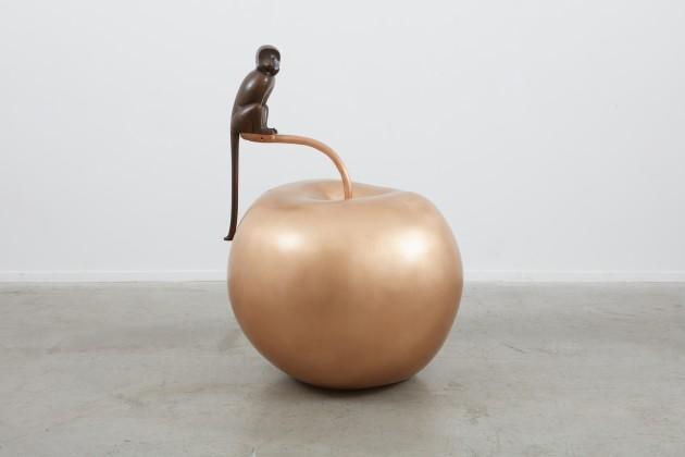 <span class=&#34;artist&#34;><strong>Claude & François-Xavier Lalanne</strong></span>, <span class=&#34;title&#34;><em>Pomme de Ben</em>, 2007/2013</span>