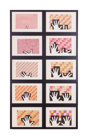 <span class=&#34;artist&#34;><strong>Alighiero Boetti</strong></span>, <span class=&#34;title&#34;><em>Da Uno a Dieci (Arabo) </em>, 1980</span>