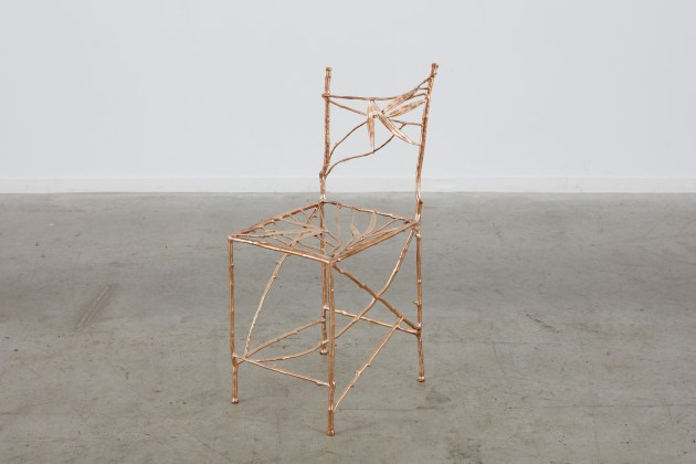 <span class=&#34;artist&#34;><strong>Claude Lalanne</strong></span>, <span class=&#34;title&#34;><em>Chaise Feuilles Bambou (Droite)</em>, 2009/2016</span>