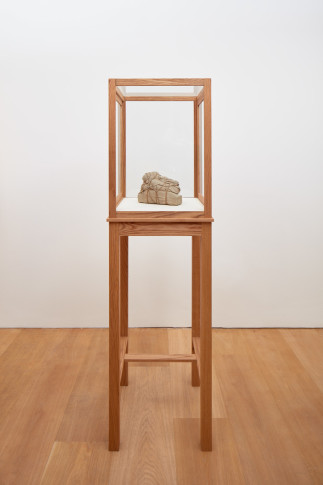 <span class=&#34;artist&#34;><strong>Gavin Turk</strong></span>, <span class=&#34;title&#34;><em>Red Beuys</em>, 2015</span>