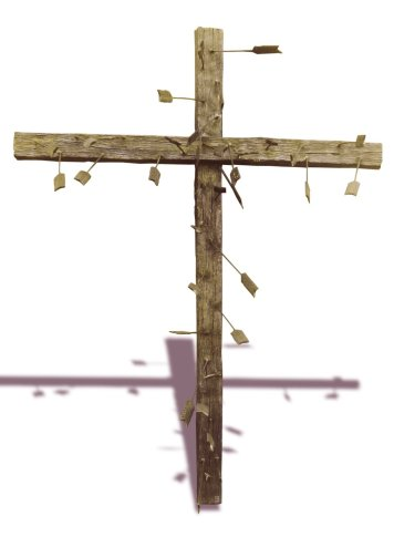 <em>Cross No. 8</em>, 2009