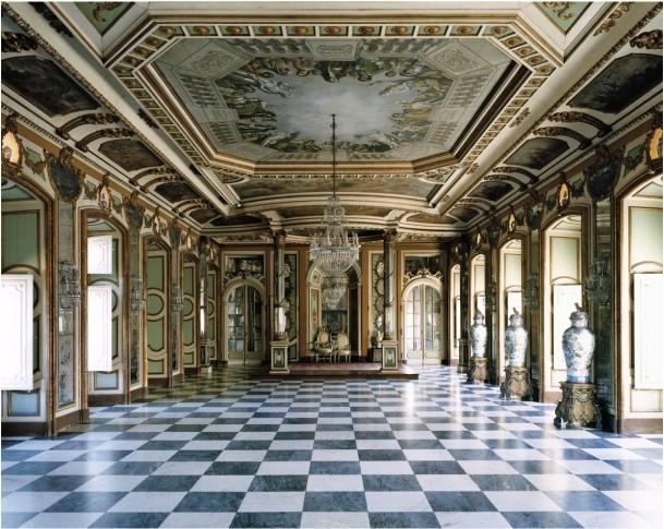 <span class=&#34;artist&#34;><strong>Candida Höfer</strong></span>, <span class=&#34;title&#34;><em>Palacio Nacional de Queluz II</em>, 2006</span>