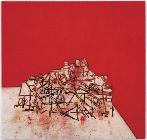 <span class=&#34;artist&#34;><strong>Tony Bevan</strong></span>, <span class=&#34;title&#34;><em>Table Top</em>, 2006</span>