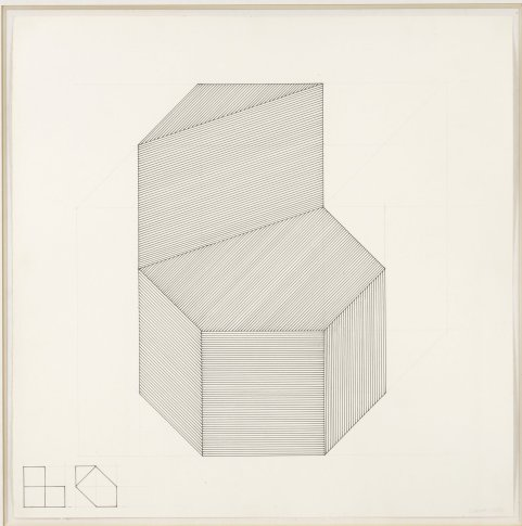 <em>Untitled (Black and White Drawing)</em>, 1981