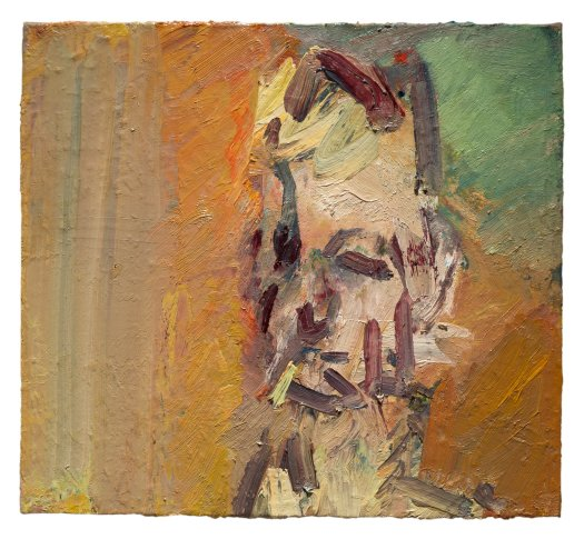 <span class=&#34;artist&#34;><strong>Frank Auerbach</strong></span>, <span class=&#34;title&#34;><em>Head of William Feaver II</em>, 2008</span>