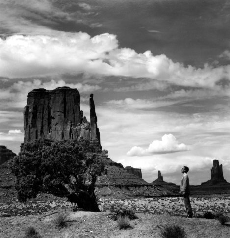 "<span class=""title"">Monument Valley, Arizona (Facing Rock)<span class=""title_comma"">, </span></span><span class=""year"">1987</span>"