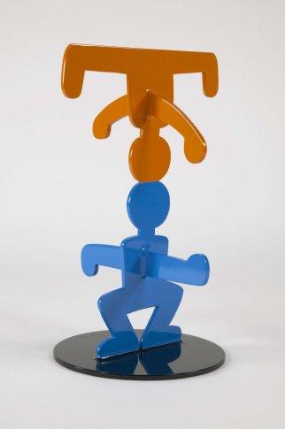 <span class=&#34;artist&#34;><strong>Keith Haring</strong></span>, <span class=&#34;title&#34;><em>Acrobats</em>, 1986</span>