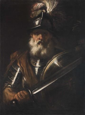 "<span class=""artist""><strong>Luca Giordano</strong></span>, <span class=""title""><em>Mars</em>, c. 1650/1660</span>"