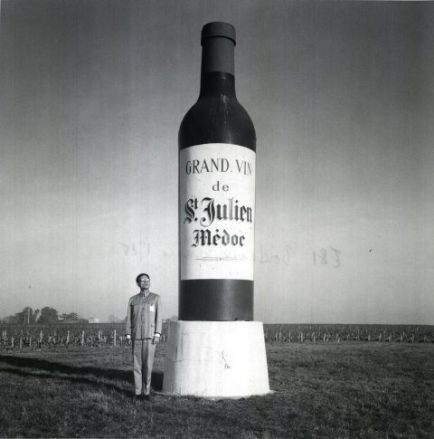 <em>Bordeaux, France</em>, 1985