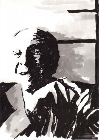 <span class=&#34;artist&#34;><strong>Heribert C. Ottersbach</strong></span>, <span class=&#34;title&#34;><em>Borges</em>, 2007</span>
