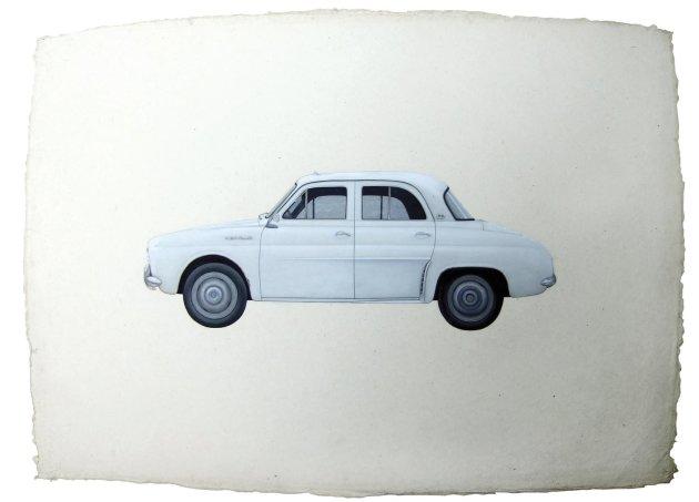 <em>Renault II</em>, 2008