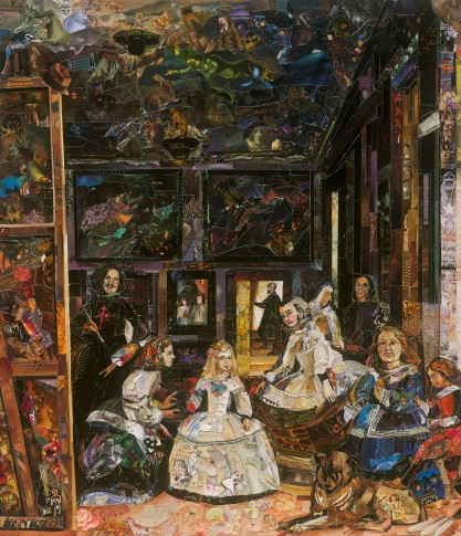 "<span class=""title"">The Prado Museum (Las Meninas, after Diego Rodríguez de Silva y Velázquez) (Repro)<span class=""title_comma"">, </span></span><span class=""year"">2019</span>"