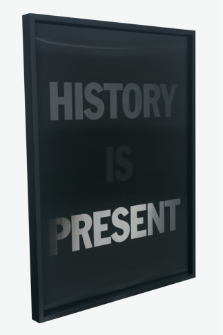 <span class=&#34;title&#34;>History is Past, Past is Present<span class=&#34;title_comma&#34;>, </span></span><span class=&#34;year&#34;>2017</span>