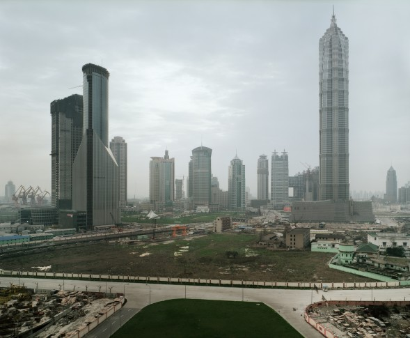 <span class=&#34;artist&#34;><strong>Thomas Struth</strong></span>, <span class=&#34;title&#34;><em>Pudong, Shanghai</em>, 1999</span>