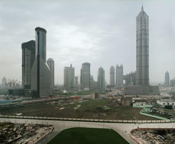 <em>Pudong, Shanghai</em>, 1999