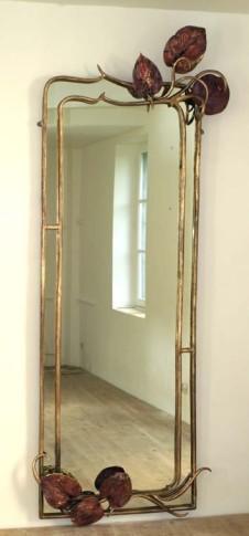 <span class=&#34;artist&#34;><strong>Claude Lalanne</strong></span>, <span class=&#34;title&#34;><em>Miroir</em>, 2007</span>