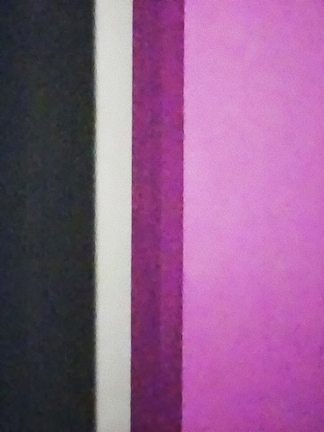 <em>Pink, Grey, Wine & White #1</em>, 2016