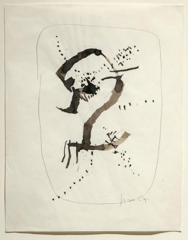 <em>Concetto Spaziale</em>, 1957
