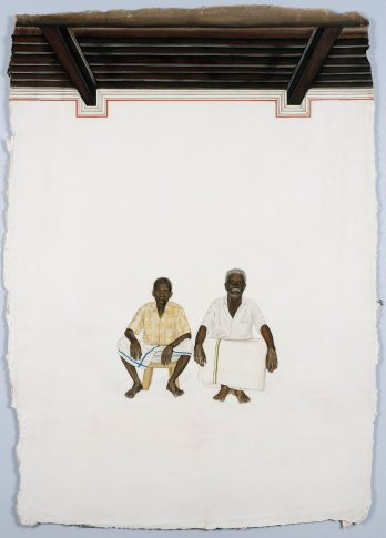 <span class=&#34;artist&#34;><strong>Desmond Lazaro</strong></span>, <span class=&#34;title&#34;><em>Two Men from Chettinad</em>, 2011</span>