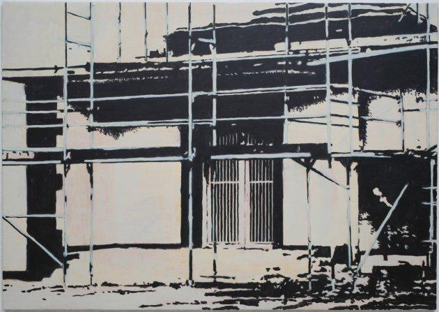 <span class=&#34;artist&#34;><strong>Heribert C. Ottersbach</strong></span>, <span class=&#34;title&#34;><em>Das Attentat</em>, 2009</span>