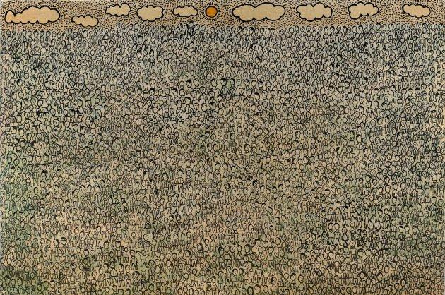 <span class=&#34;artist&#34;><strong>Yunizar</strong></span>, <span class=&#34;title&#34;><em>Di Bawah Matahari Kuning (Under the Yellow Sun)</em>, 2012</span>