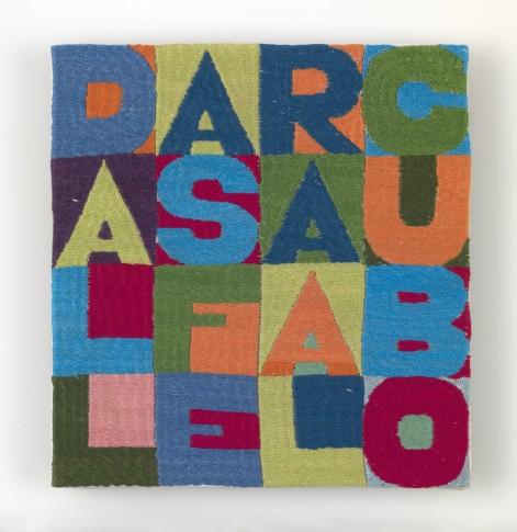 <span class=&#34;artist&#34;><strong>Alighiero Boetti</strong></span>, <span class=&#34;title&#34;><em>Dalla Sfera al Cubo</em>, c. 1992</span>