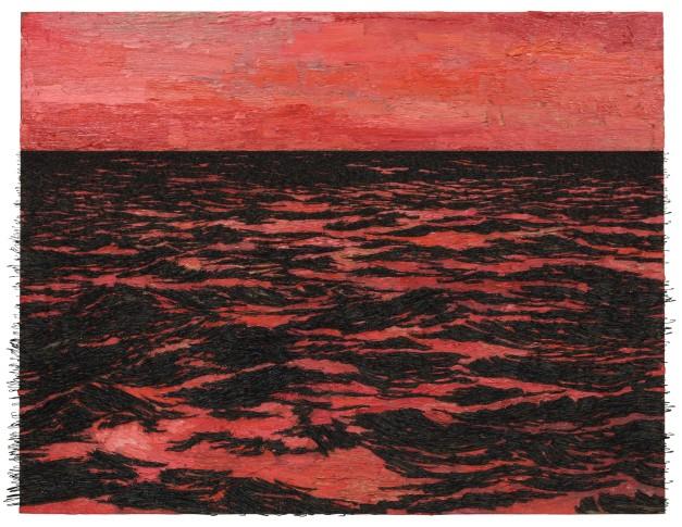 <span class=&#34;artist&#34;><strong>Yoan Capote</strong></span>, <span class=&#34;title&#34;><em>Isla (Rojo)</em>, 2014</span>