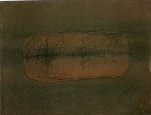<span class=&#34;artist&#34;><strong>Lucio Fontana</strong></span>, <span class=&#34;title&#34;><em>Concetto Spaziale</em>, 1957</span>