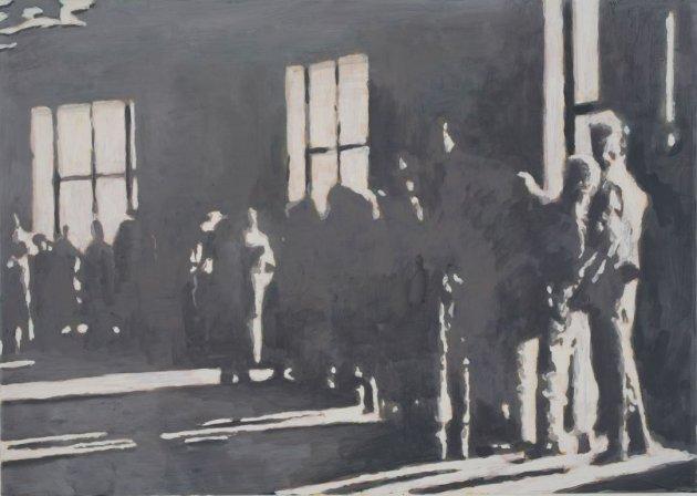 <span class=&#34;artist&#34;><strong>Heribert C. Ottersbach</strong></span>, <span class=&#34;title&#34;><em>Interieur</em>, 2008</span>