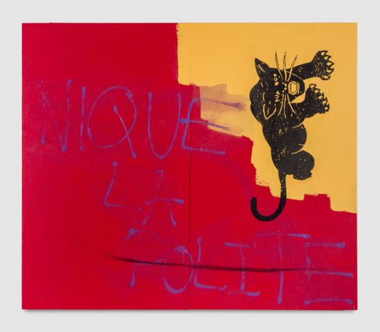 <span class=&#34;artist&#34;><strong>Awol Erizku</strong></span>, <span class=&#34;title&#34;><em>Nique La Polite</em>, 2016</span>