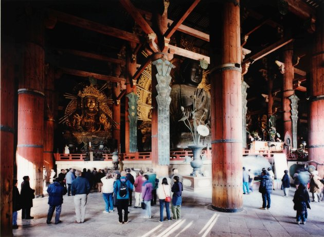 <span class=&#34;artist&#34;><strong>Thomas Struth</strong></span>, <span class=&#34;title&#34;><em>Todai-ji, Interior, Nara</em>, 1999</span>