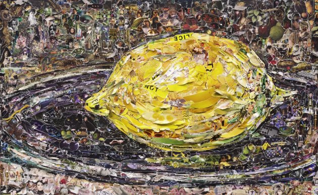 <span class=&#34;artist&#34;><strong>Vik Muniz</strong></span>, <span class=&#34;title&#34;><em>The Lemon, after Manet</em>, 2011</span>