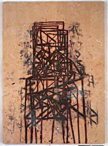 <span class=&#34;artist&#34;><strong>Tony Bevan</strong></span>, <span class=&#34;title&#34;><em>Studio Furniture</em>, 2003</span>