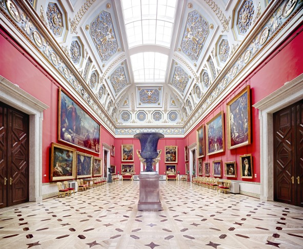<span class=&#34;artist&#34;><strong>Candida Höfer</strong></span>, <span class=&#34;title&#34;><em>Hermitage St. Petersburg VI 2014</em></span>