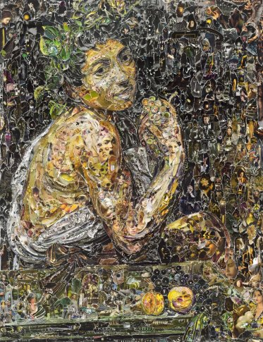 <span class=&#34;artist&#34;><strong>Vik Muniz</strong></span>, <span class=&#34;title&#34;><em>Sick Bacchus, after Caravaggio</em>, 2011</span>