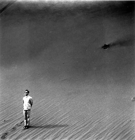 <em>Oshima, Japan (Dunes)</em>, 1988