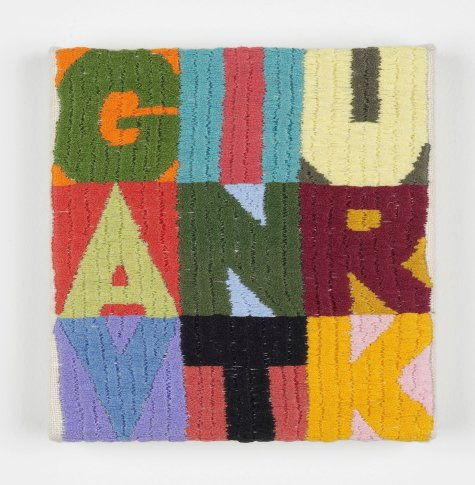 <span class=&#34;artist&#34;><strong>Gavin Turk</strong></span>, <span class=&#34;title&#34;><em>Sun & Stars</em>, 2012</span>