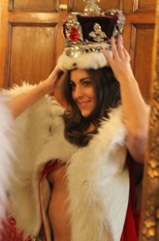 <em>Kate Tries the Crown</em>, 2011