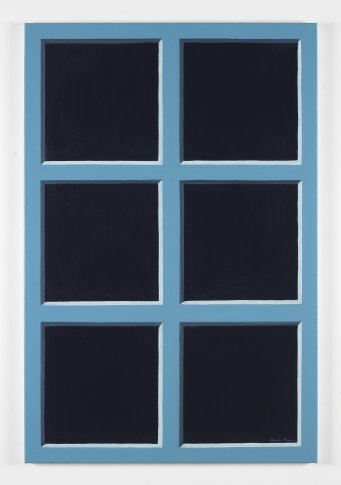 <span class=&#34;artist&#34;><strong>Gavin Turk</strong></span>, <span class=&#34;title&#34;><em>Fresh Window Blue</em>, 2011</span>