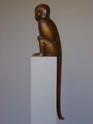 <span class=&#34;artist&#34;><strong>François-Xavier Lalanne</strong></span>, <span class=&#34;title&#34;><em>Singe Alternatif  SIV</em>, 2007</span>