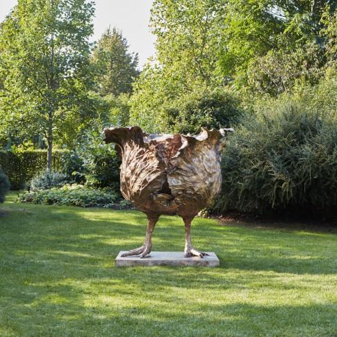 <span class=&#34;artist&#34;><strong>Claude Lalanne</strong></span>, <span class=&#34;title&#34;><em>Choupatte Géante</em>, 2015/2016</span>
