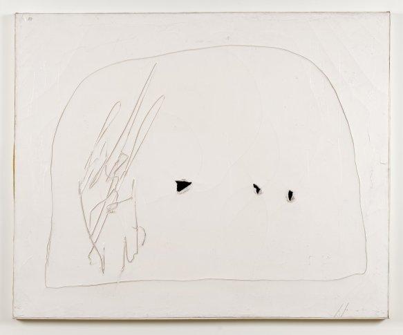 <span class=&#34;artist&#34;><strong>Lucio Fontana</strong></span>, <span class=&#34;title&#34;><em>Concetto Spaziale</em>, 1961</span>