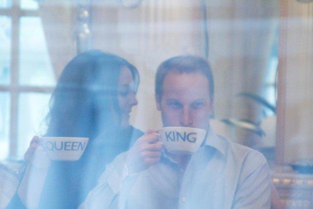 <em>King and Queen mugs</em>, 2011