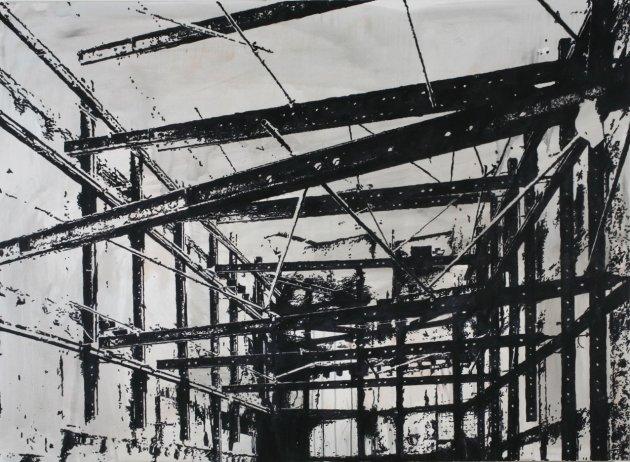 <span class=&#34;artist&#34;><strong>Heribert C. Ottersbach</strong></span>, <span class=&#34;title&#34;><em>Abstraktes Bild</em>, 2010</span>